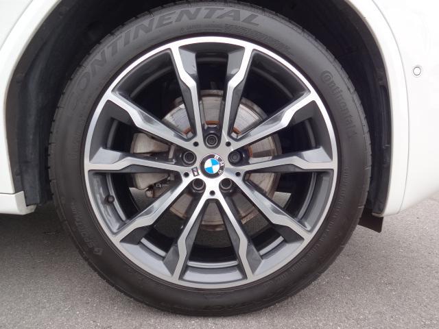 xDrive 20d Mスポーツ 2Lディーゼルターボ xDrive(4WD)純正オプション20インチアルミホイール パドルシフト ハイラインパッケージ レザーシート シートヒーター 電動シート ACC 電動テールゲート(21枚目)