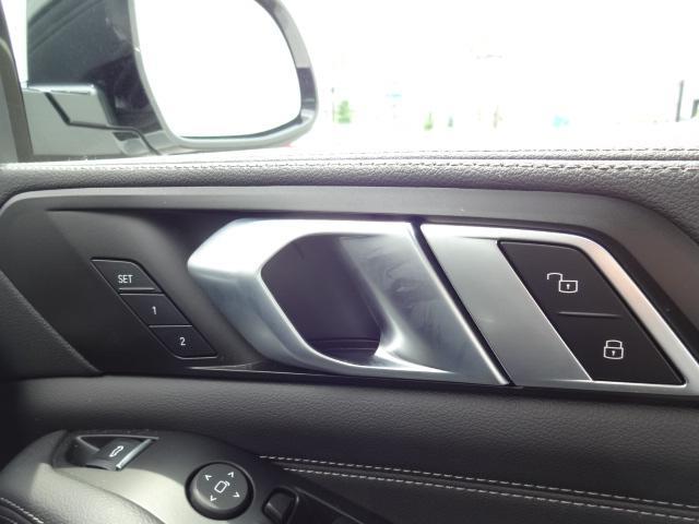 xDrive 35d Mスポーツ HDDナビ エアサスペンション アクティブステアリング パノラマサンルーフ 3列シート Bカメラ レザーシート ACC ステアリングアシスト ヘッドアップディスプレイ 純正21インチホイル(40枚目)