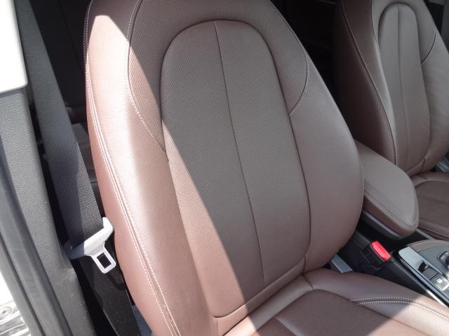 xDrive 18d xライン HDDナビ レザーシート 電動シート 追突軽減ブレーキ シートヒーター Bカメラ コンフォートアクセス オートマチックテールゲート ETC bluetooth  前後PDC 純正18インチホイル(27枚目)