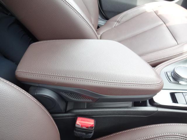 xDrive 18d xライン HDDナビ レザーシート 電動シート 追突軽減ブレーキ シートヒーター Bカメラ コンフォートアクセス オートマチックテールゲート ETC bluetooth  前後PDC 純正18インチホイル(51枚目)