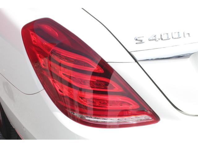 S400h ワンオーナー車/レーダーセーフティPKG/純正ナビ/360度カメラ/地デジ/オートトランク/メモリ付パワーシート/(31枚目)