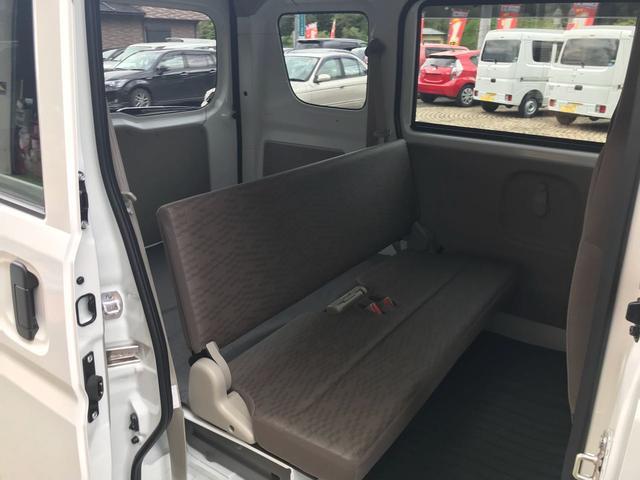 DX 両側スライドドア 届出済未使用車 ホワイト(12枚目)