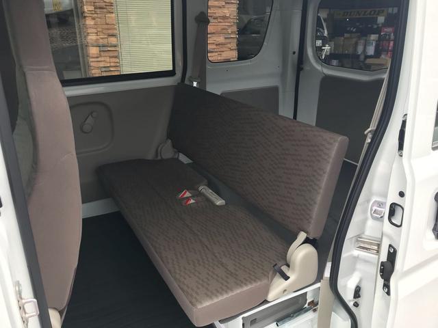 DX 両側スライドドア 届出済未使用車 ホワイト(14枚目)