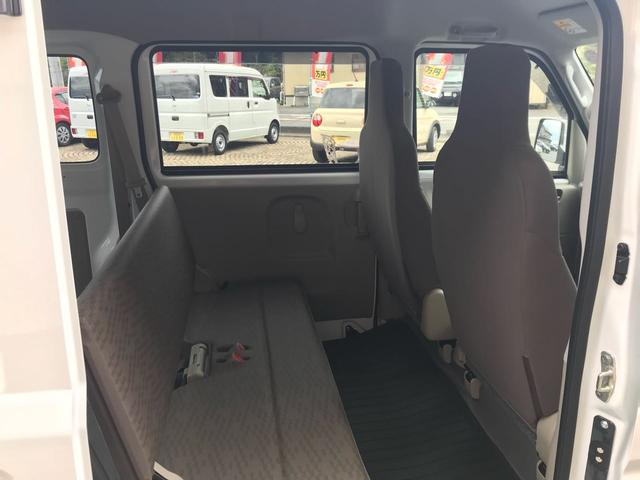 DX エアコン 運転席助手席エアバック 届出済未使用車(13枚目)