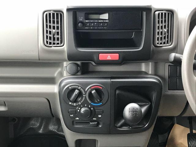 DX エアコン 運転席助手席エアバック 届出済未使用車(17枚目)