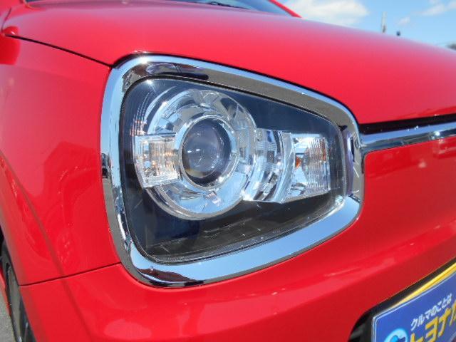 ★ディスチャージヘッドライト★パワフルな光量で夜間走行の視界を確保!耐久性も高く省電力にも貢献します★
