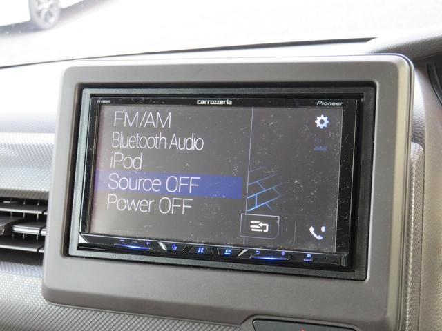 Gホンダセンシング カロッツェリアモニター付オーディオ Bluetooth DVD再生 バックカメラ ETC LEDヘッドライト ステアリングスイッチ アダプティブクルーズコントロール(10枚目)