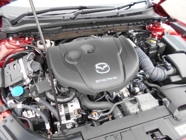 XD Lパッケージ 4WD メーカー8インチナビDTV 360°ビューモニター BOSEサウンドシステム 本革シート シートベンチレーションヒーター アドバンストスマートシティブレーキサポート LED ETC ディーラーデモカー(11枚目)