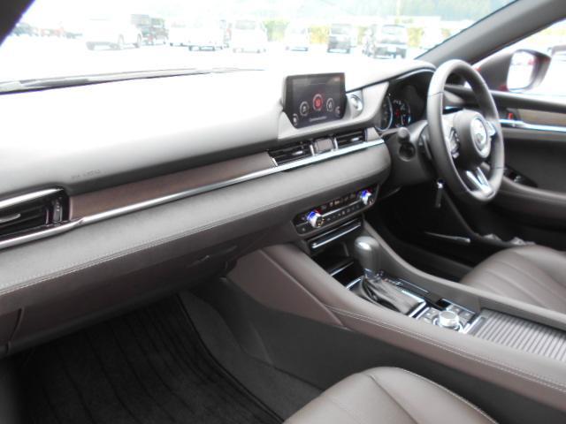 XD Lパッケージ 4WD メーカー8インチナビDTV 360°ビューモニター BOSEサウンドシステム 本革シート シートベンチレーションヒーター アドバンストスマートシティブレーキサポート LED ETC ディーラーデモカー(13枚目)