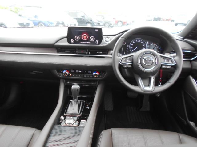XD Lパッケージ 4WD メーカー8インチナビDTV 360°ビューモニター BOSEサウンドシステム 本革シート シートベンチレーションヒーター アドバンストスマートシティブレーキサポート LED ETC ディーラーデモカー(14枚目)