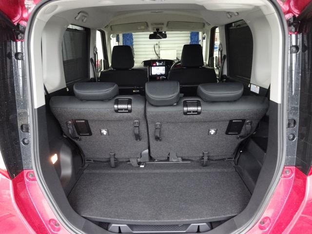 G-T フルセグ8インチナビ DVD再生 Bluetooth CD録音 バックカメラ 運転席助手席シートヒーター クルーズコントロール オートライト 両側電動スライドドア スマートアシスト2(18枚目)