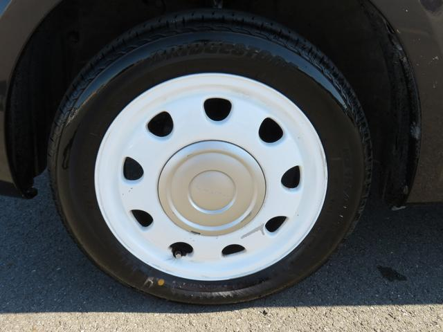 ショコラG アイドリングストップ HIDヘッドライト オートライト キーフリー 車検整備付 14インチ純正アルミホイール ショコラ専用レザーシート(45枚目)