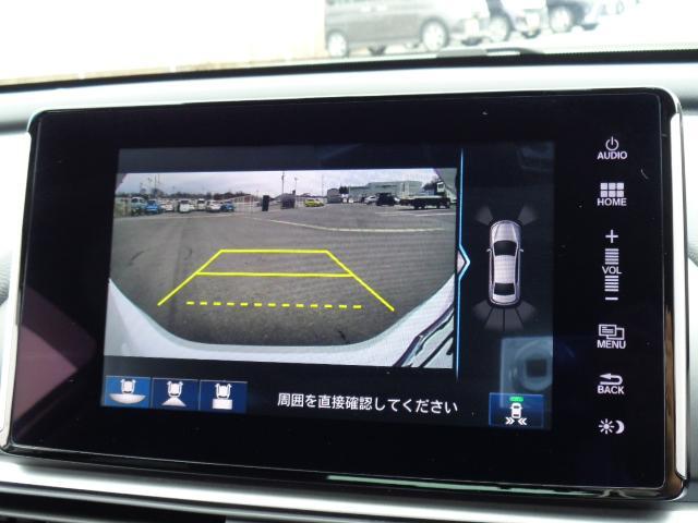 EX タブレット型デザイン8インチ大画面ナビDTV 3画面バックカメラ サンルーフ 前後ドライブレコーダー 黒本革シート 前後席シートヒーター 両席パワーシート ホンダセンシング リモコンエンジンスターター(19枚目)