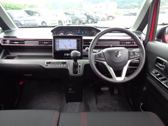 ハイブリッドT 4WD 純正ナビDTV 全方位モニター用カメラパッケージ セーフティサポート デュアルセンサーブレーキサポート シートヒーター スマートキー ヘッドアップディスプレイ サイドSRSエアバッグ LEDライト(13枚目)