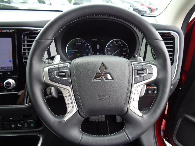 Gプラスパッケージ 4WD メーカー8インチWVGAマルチタッチディスプレイナビDTV ミツビシパワーサウンドシステム マルチアラウンドモニター AC100V電源 e-Assist ステアリング&シートヒーター パワーバックドア(38枚目)