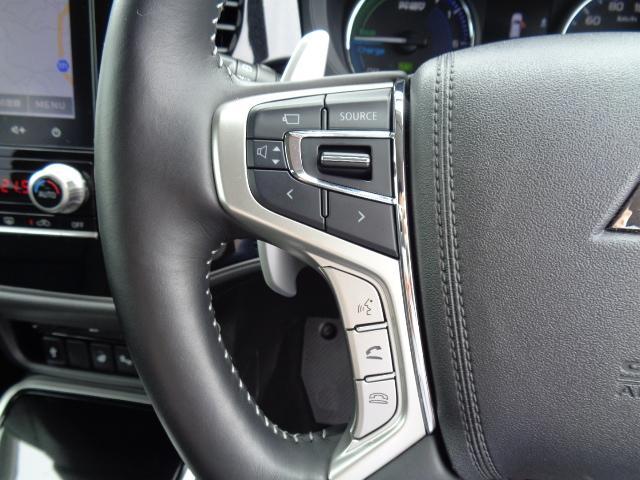 Gプラスパッケージ 4WD メーカー8インチWVGAマルチタッチディスプレイナビDTV ミツビシパワーサウンドシステム マルチアラウンドモニター AC100V電源 e-Assist ステアリング&シートヒーター パワーバックドア(39枚目)