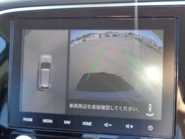 Gプラスパッケージ メーカー8インチWVGAマルチタッチディスプレイナビDTV マルチアラウンドモニター AC100V電源 e-Assist ステアリング&シートヒーター パワーバックドア ディーラーデモカー(16枚目)