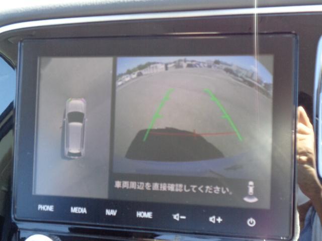 Gプラスパッケージ メーカー8インチWVGAマルチタッチディスプレイナビDTV マルチアラウンドモニター AC100V電源 e-Assist ステアリング&シートヒーター パワーバックドア ディーラーデモカー(17枚目)