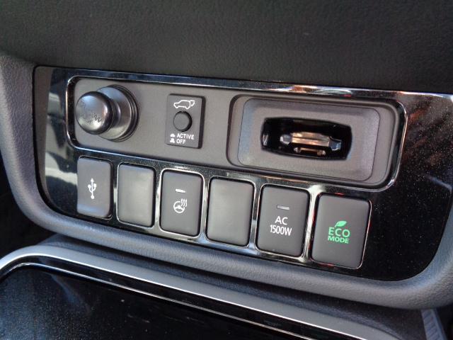 Gプラスパッケージ メーカー8インチWVGAマルチタッチディスプレイナビDTV マルチアラウンドモニター AC100V電源 e-Assist ステアリング&シートヒーター パワーバックドア ディーラーデモカー(42枚目)
