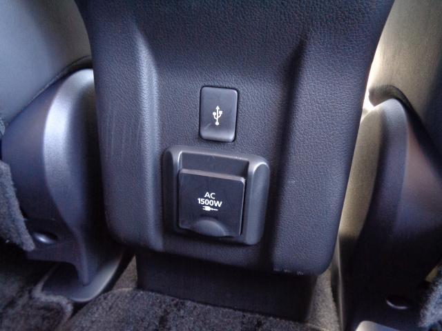 Gプラスパッケージ メーカー8インチWVGAマルチタッチディスプレイナビDTV マルチアラウンドモニター AC100V電源 e-Assist ステアリング&シートヒーター パワーバックドア ディーラーデモカー(50枚目)