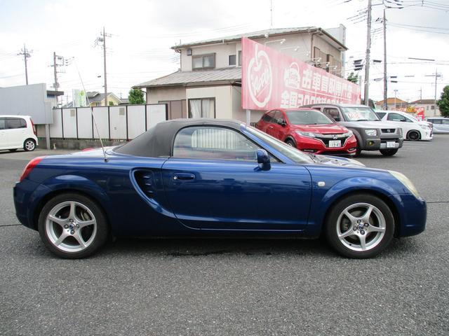 「トヨタ」「MR-S」「オープンカー」「埼玉県」の中古車8