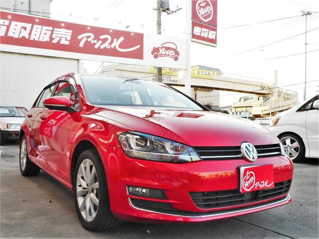 「フォルクスワーゲン」「VW ゴルフ」「コンパクトカー」「埼玉県」の中古車3