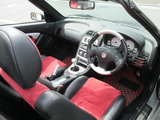 MG MG TF 160 80thアニバーサリースペシャルエディション 限定車
