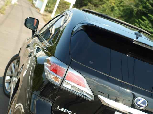 レクサス RX RX450h バージョンLエアサスSR本革Rエンター4WD