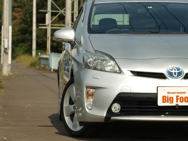 トヨタ プリウス Sツーリングセレクション 純正ナビ 地デジ ワンセグ ETC