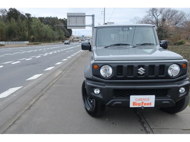 「スズキ」「ジムニーシエラ」「SUV・クロカン」「茨城県」の中古車3