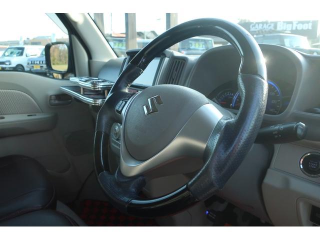 PZターボスペシャル ハイルーフ 4WD 両側電動スライド オートステップ レーダーブレーキサポート シートヒーター スマートキー 本革調シートカバー SDナビ フルセグ DVD再生 Bluetooth Bカメラ ETC(9枚目)