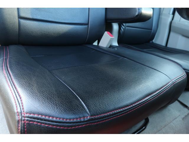 PZターボスペシャル ハイルーフ 4WD 両側電動スライド オートステップ レーダーブレーキサポート シートヒーター スマートキー 本革調シートカバー SDナビ フルセグ DVD再生 Bluetooth Bカメラ ETC(12枚目)