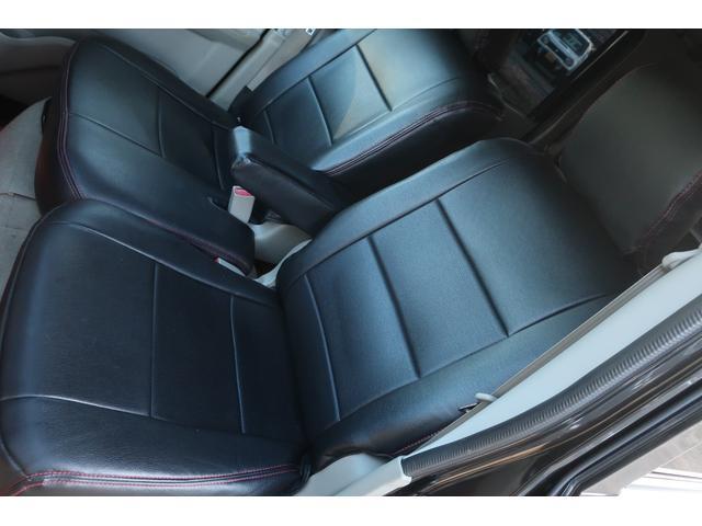 PZターボスペシャル ハイルーフ 4WD 両側電動スライド オートステップ レーダーブレーキサポート シートヒーター スマートキー 本革調シートカバー SDナビ フルセグ DVD再生 Bluetooth Bカメラ ETC(15枚目)
