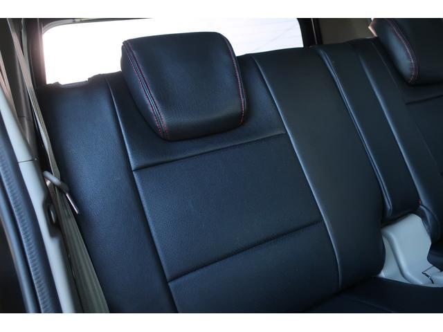 PZターボスペシャル ハイルーフ 4WD 両側電動スライド オートステップ レーダーブレーキサポート シートヒーター スマートキー 本革調シートカバー SDナビ フルセグ DVD再生 Bluetooth Bカメラ ETC(20枚目)