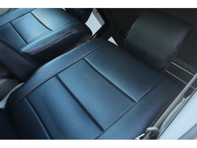 PZターボスペシャル ハイルーフ 4WD 両側電動スライド オートステップ レーダーブレーキサポート シートヒーター スマートキー 本革調シートカバー SDナビ フルセグ DVD再生 Bluetooth Bカメラ ETC(23枚目)
