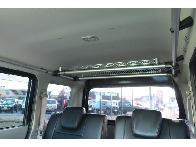 PZターボスペシャル ハイルーフ 4WD 両側電動スライド オートステップ レーダーブレーキサポート シートヒーター スマートキー 本革調シートカバー SDナビ フルセグ DVD再生 Bluetooth Bカメラ ETC(25枚目)