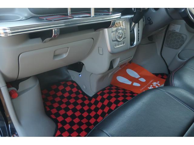 PZターボスペシャル ハイルーフ 4WD 両側電動スライド オートステップ レーダーブレーキサポート シートヒーター スマートキー 本革調シートカバー SDナビ フルセグ DVD再生 Bluetooth Bカメラ ETC(27枚目)