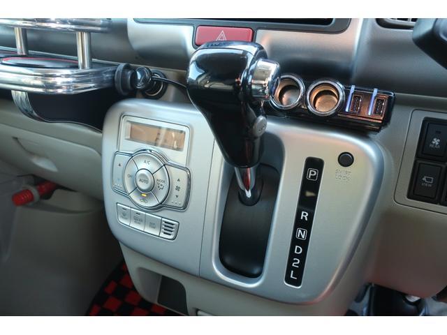 PZターボスペシャル ハイルーフ 4WD 両側電動スライド オートステップ レーダーブレーキサポート シートヒーター スマートキー 本革調シートカバー SDナビ フルセグ DVD再生 Bluetooth Bカメラ ETC(36枚目)