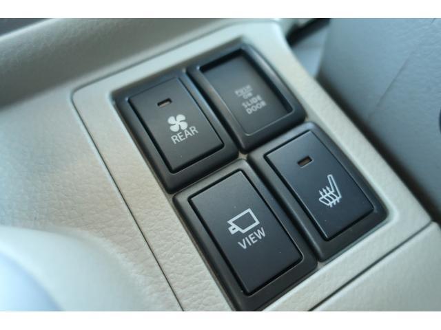 PZターボスペシャル ハイルーフ 4WD 両側電動スライド オートステップ レーダーブレーキサポート シートヒーター スマートキー 本革調シートカバー SDナビ フルセグ DVD再生 Bluetooth Bカメラ ETC(39枚目)