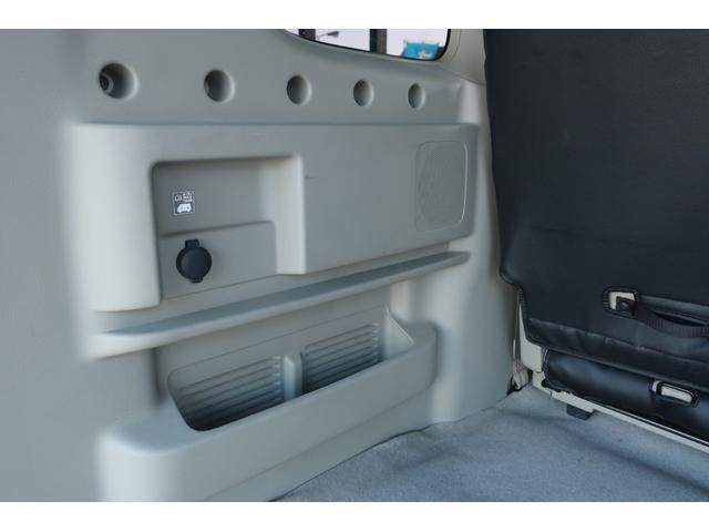 PZターボスペシャル ハイルーフ 4WD 両側電動スライド オートステップ レーダーブレーキサポート シートヒーター スマートキー 本革調シートカバー SDナビ フルセグ DVD再生 Bluetooth Bカメラ ETC(52枚目)