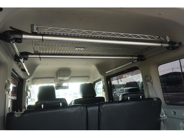 PZターボスペシャル ハイルーフ 4WD 両側電動スライド オートステップ レーダーブレーキサポート シートヒーター スマートキー 本革調シートカバー SDナビ フルセグ DVD再生 Bluetooth Bカメラ ETC(57枚目)