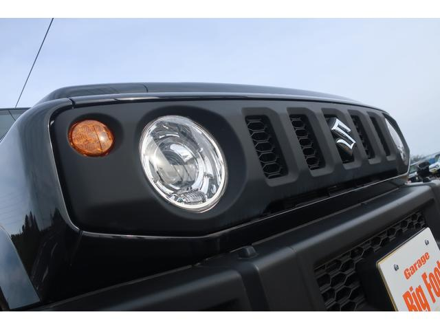 XC リフトアップ スズキセーフティサポート 純正16インチAW MTタイヤ 社外SDナビ 地デジ ETC オートライト LEDヘッドライト  レーンアシスト  クルーズクルーズコントロール(7枚目)