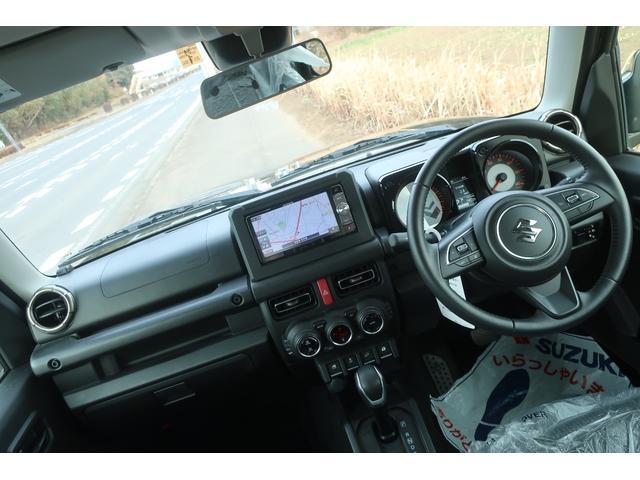 XC リフトアップ スズキセーフティサポート 純正16インチAW MTタイヤ 社外SDナビ 地デジ ETC オートライト LEDヘッドライト  レーンアシスト  クルーズクルーズコントロール(54枚目)