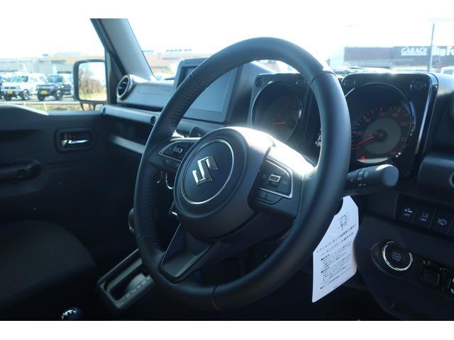 XC スズキセーフティサポート 衝突被害軽減ブレーキ 車線逸脱警報 ふらつき警報 標識認識機能 誤発進抑制機能   LEDヘッドライト ヘッドライトウォッシャー クルーズコントロール シートヒーター(9枚目)