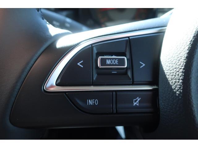 XC スズキセーフティサポート 衝突被害軽減ブレーキ 車線逸脱警報 ふらつき警報 標識認識機能 誤発進抑制機能   LEDヘッドライト ヘッドライトウォッシャー クルーズコントロール シートヒーター(45枚目)