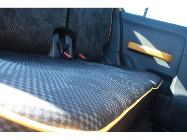 G レーンアシスト 衝突被害軽減ブレーキ 衝突安全ボディ 盗難防止装置 シートヒーター スマートキー 純正SDナビ ETC SDミュージック USB接続 AUX 地デジ バックカメラ ブラックルーフ(21枚目)