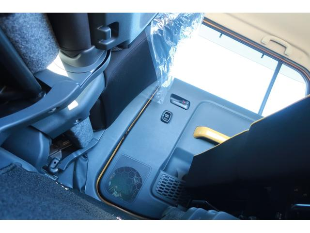 G レーンアシスト 衝突被害軽減ブレーキ 衝突安全ボディ 盗難防止装置 シートヒーター スマートキー 純正SDナビ ETC SDミュージック USB接続 AUX 地デジ バックカメラ ブラックルーフ(66枚目)