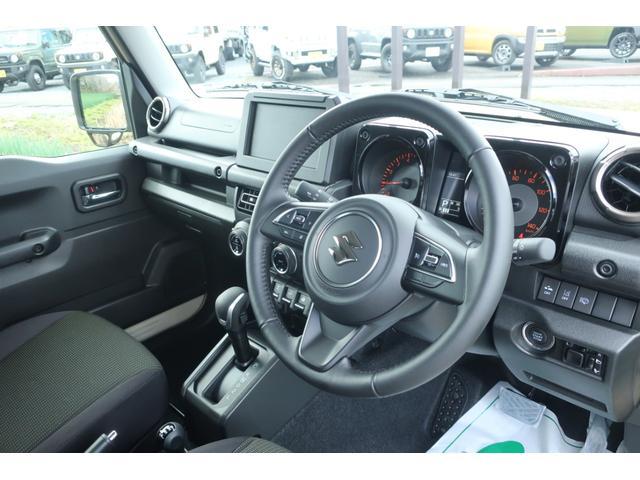 XC 4WD リフトアップ 新品16inホイール 新品オープンカントリータイヤ 社外フロントグリル レーンアシスト ダウンヒルアシスト クルーズコントロール LEDヘッドライト オートライト シートヒーター(27枚目)