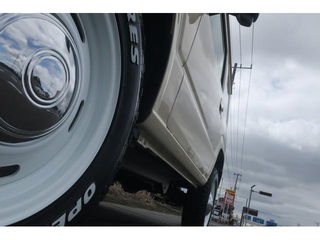 XC 4WD リフトアップ 新品16inホイール 新品オープンカントリータイヤ 社外フロントグリル レーンアシスト ダウンヒルアシスト クルーズコントロール LEDヘッドライト オートライト シートヒーター(75枚目)
