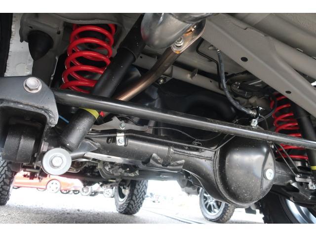 XL 5速マニュアル リフトアップ カスタムグリル 社外マフラー 新品16インチアルミホイール 新品ジオランダーM/Tタイヤ CDオーディオ ETC スマートキー  シートヒーター ヒーテッドドアミラー(77枚目)